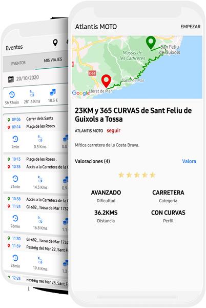 app compartir atlantismoto