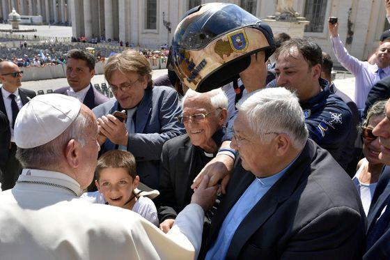 KM Solidarity - Papa Francisco